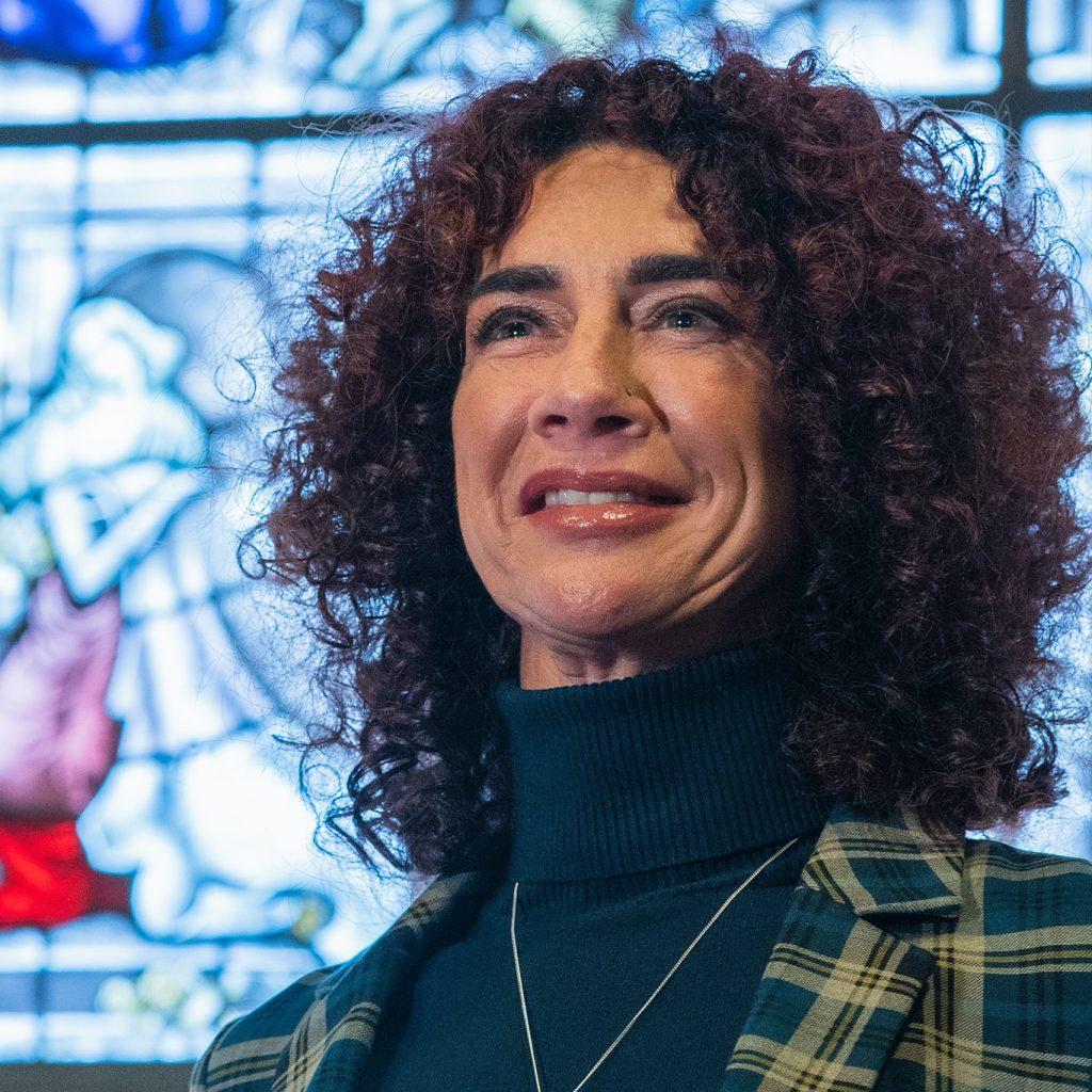 Jolanda Bruëns (verpleegkundige woonzorgcentrum): was steunpilaar voor collega's tijdens corona-achtbaan aan emoties