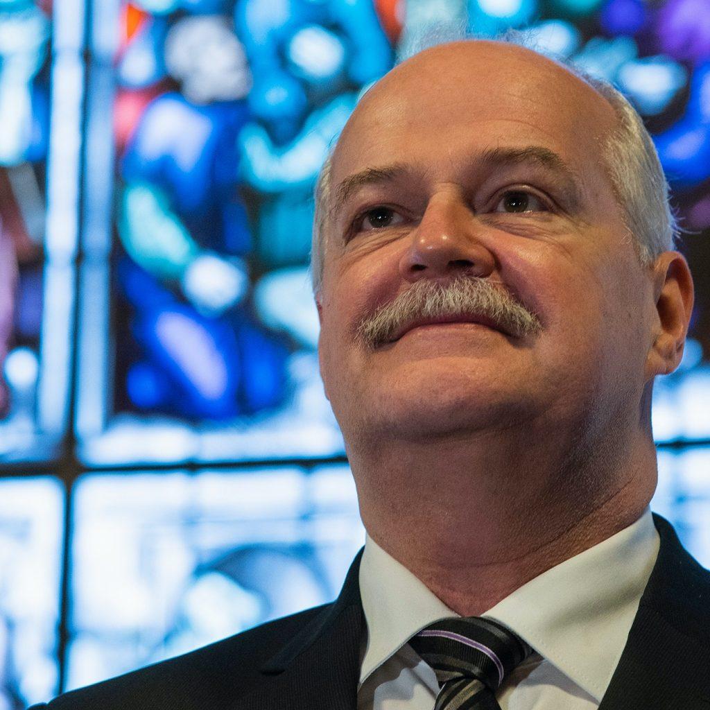 Karel Houtepen (uitvaartbegeleider): organiseerde vele uitvaarten met respect en veiligheid