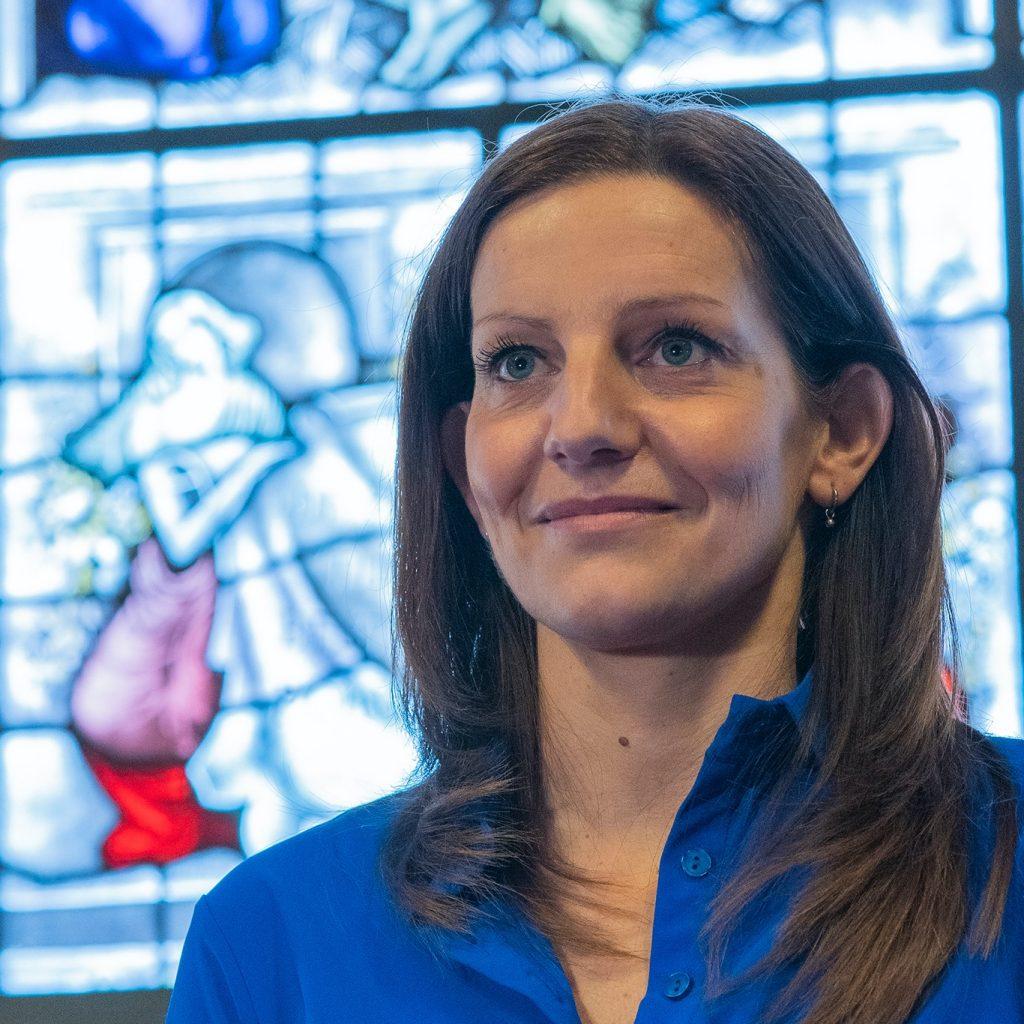 Moniek Huijbregts (teamcoördinator speciaal onderwijs): bood met haar team een beschutte omgeving voor vele kwetsbare leerlingen